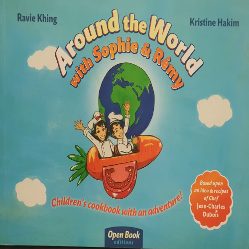 Around the World with Sophie and Rémy (English)
