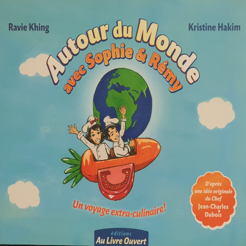 Around the World with Sophie and Rémy (French)