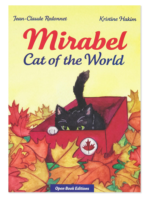 Mirabel, Cat of the World (English)