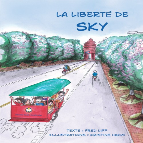 SKY, ONE GIRL IN A MILLION (French)