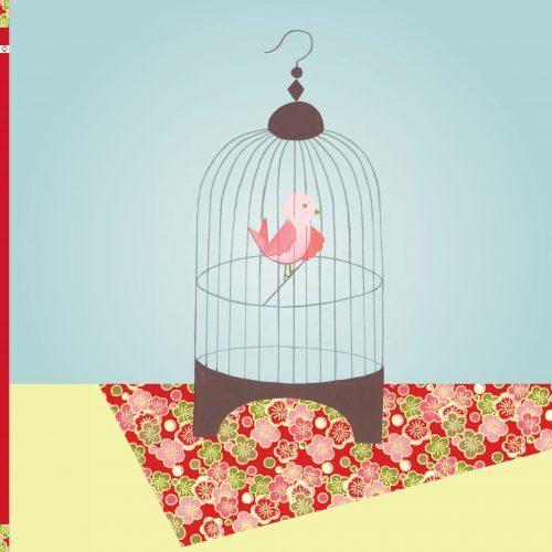 Caged Bird of Singapore (Khmer)